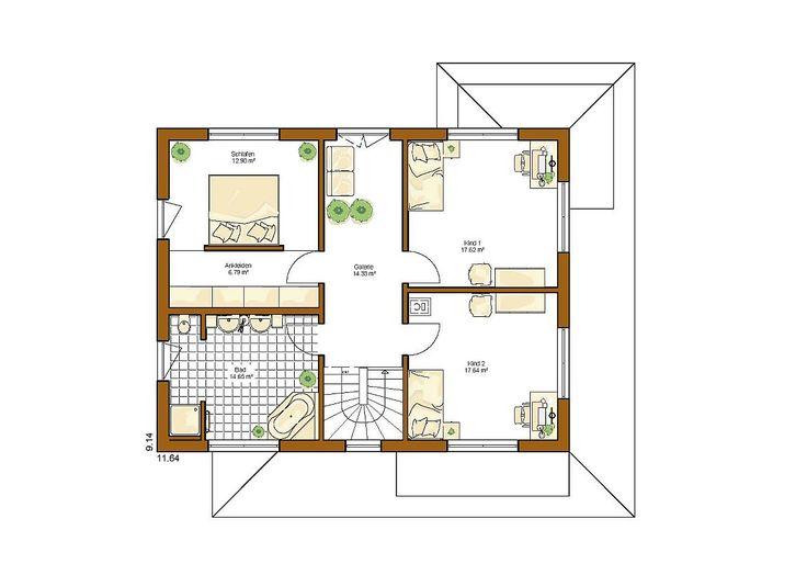 79 best Einrichtung Grundrisse images on Pinterest Floor plans