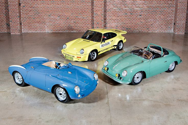 Drie Porsches uit de collectie van Jerry Seinfeld #jerryseinfeld #seinfeld #Porsche