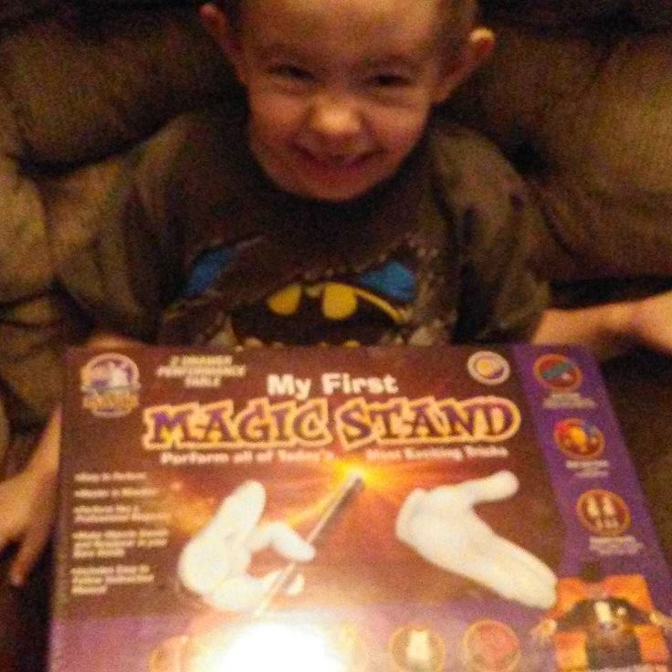 Uncle Bunny Kids Magic Set  Chest. Perform Hundreds of Tricks with Today's Most Exciting Magician Items with DVD http://ift.tt/2rFPmQW #unclebunny #magic #magicact #magicset #kids #funforkids #children #toys #magician #kidsofinstagram #childrenofinstagram  My grandson was so excited when I opened the box and pulled out this magic set. He loves magic and was very anxious to try it out. It took a bit to calm him down enough to pay attention but didn't take him long at all to learn his first…
