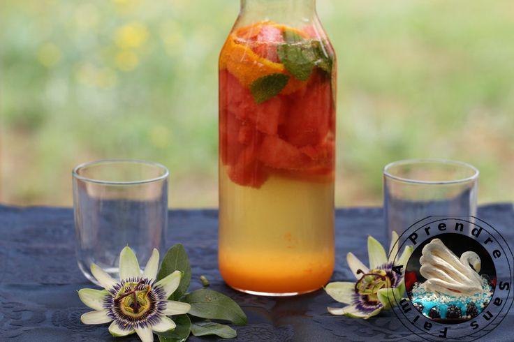 Sangria pastèque