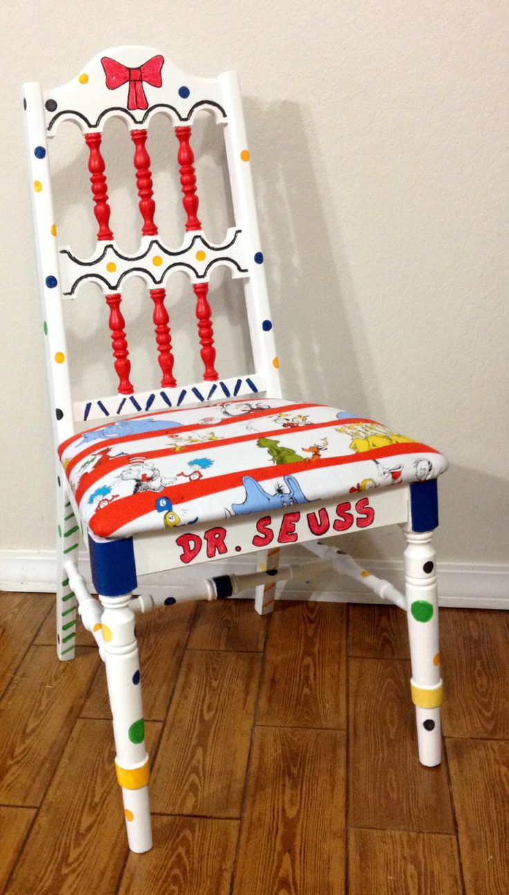 Dr Seuss Chair Dr Seuss Pinterest Chairs And Dr Seuss