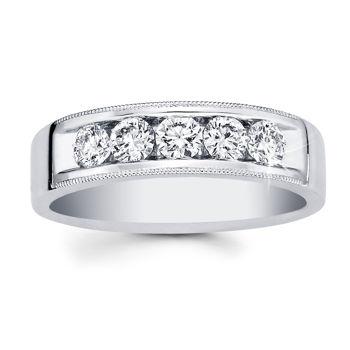 costco men 39 s diamond ring 14kt white gold