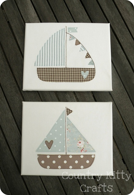 boats for baby boy quilts
