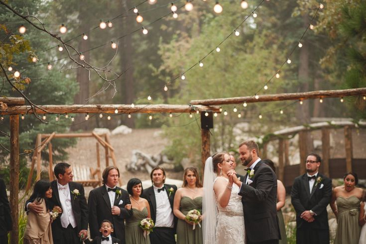 Summer And Adam Lake Arrowhead Forest Wedding 049 Jpg 900 600 Ideas Pinterest Light Spring Weddings
