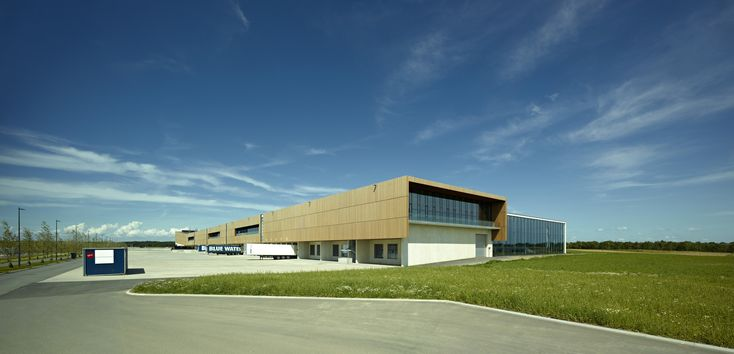 Gallery of Bestseller Logistics Centre North / C.F. Møller Architects - 23