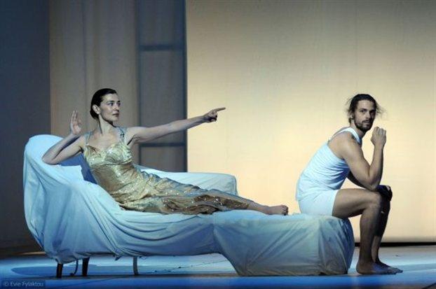 Robert Wilson's Odyssey (National Theatre of Greece)