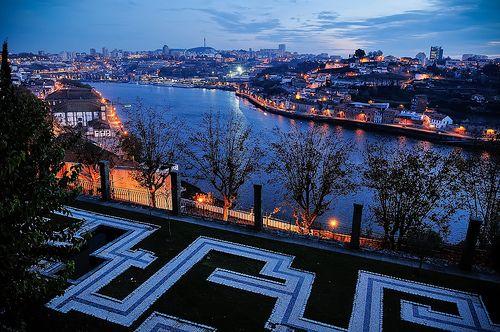 Jardins do Palácio de Cristal, #Porto #Portugal