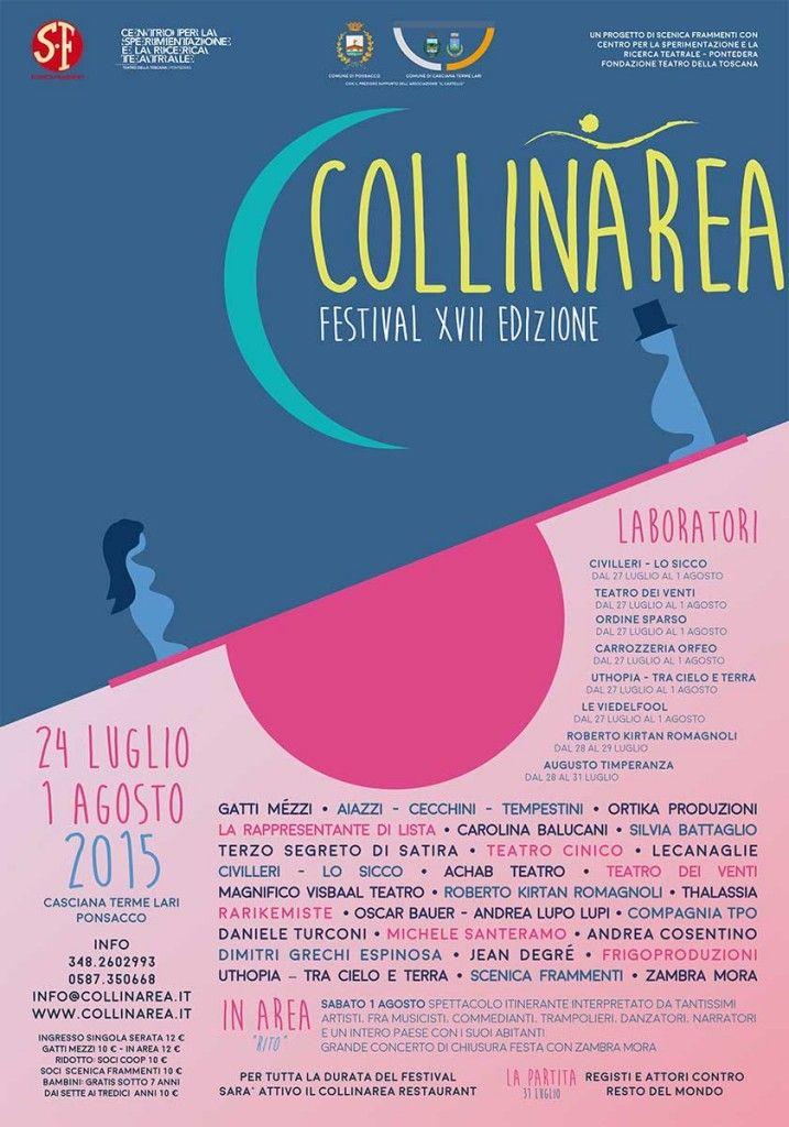 Festival Collinarea 2015 (Michele Fiaschi e Loris Seghizzi)