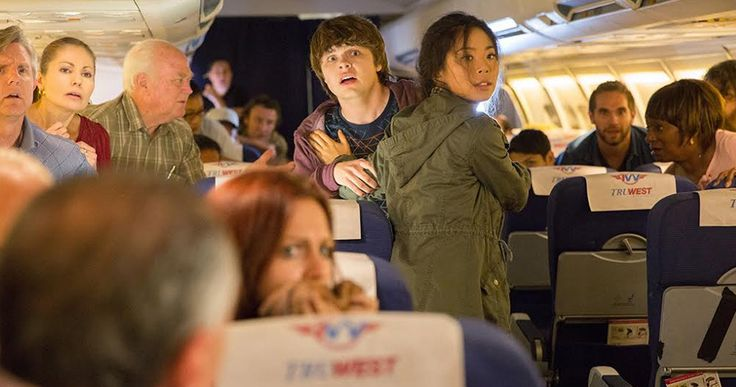 'Fear the Walking Dead' Web Series Part 1 Takes Flight -- Check out the first installment of AMC's new web series 'Fear the Walking Dead: Flight 462', set on a flight from Atlanta to Los Angeles. -- http://tvweb.com/news/fear-walking-dead-flight-462-web-series-part-1/