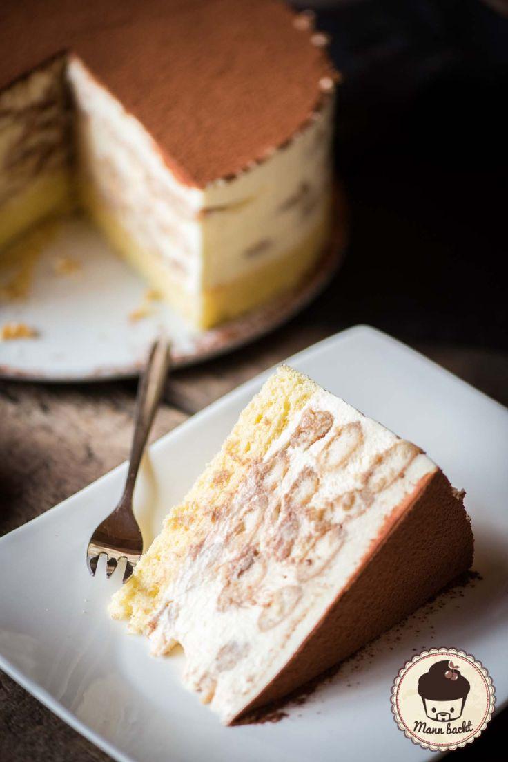 Tiramisu Torte mit Café Royal [Werbung