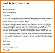 4+ sample of business proposal letter | hostess resume