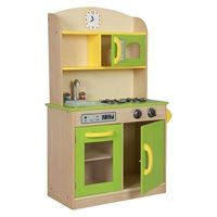 Shop at the best prices and enhance your home with this Wooden Deluxe Kitchen and Save at the same time, The Wooden Deluxe Kitchen is now offered at just AU$159.96 offering great value, ensuring the lowest prices.