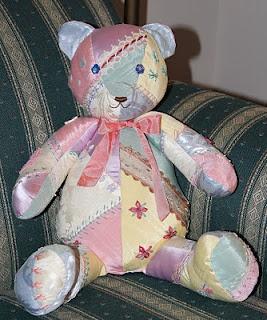 pastel tedddy bear