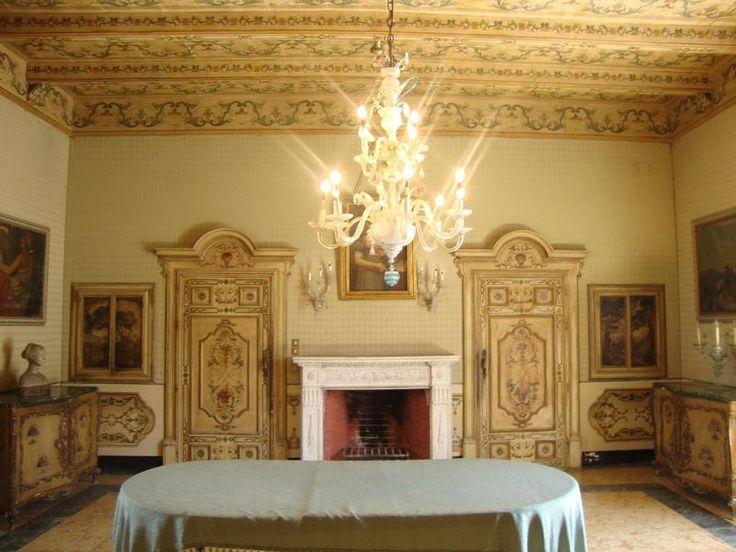 Villa Niscemi Palermo Villas And Palaces Pinterest