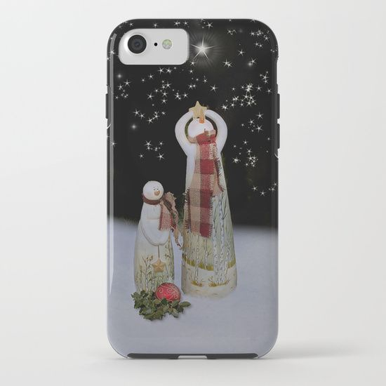 Society6 | $38.99 | Our Tough Cases are constructed as a two-piece, impact resistant, flexible plastic case with an extremely slim profile and extra shock dispersion. A flexible rubber liner provides a secure fit and feel without compromising style. Simply snap the case onto your phone for premium protection and direct access to all device features.