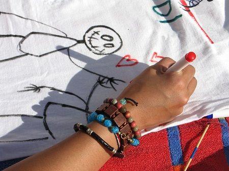 Consejos para identificar los significados de los dibujos de los niños Los dibujos son la forma más frecuente como los