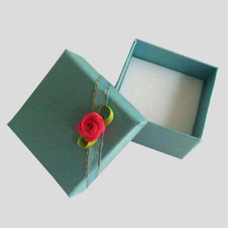 Cheap box gel, Buy Quality box bicycle directly from China box clasps for jewelry Suppliers: 5 * 5 * 3 Cm Beautiful Roses Rings Earrings Jewelry Cartridge Box Hot