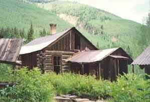 Ironton - Colorado Ghost Town
