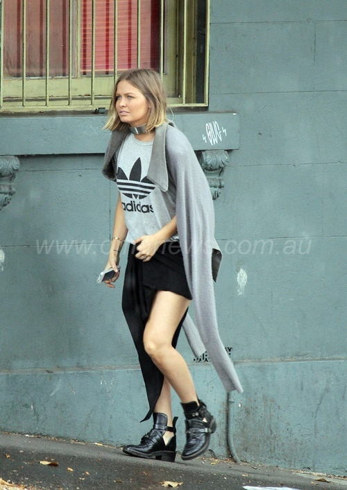 Get stylish with sportswear like Lara Bingle #SS13
