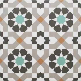 Tatli Geometric Decor Style 2 Tiles from Walls and Floors