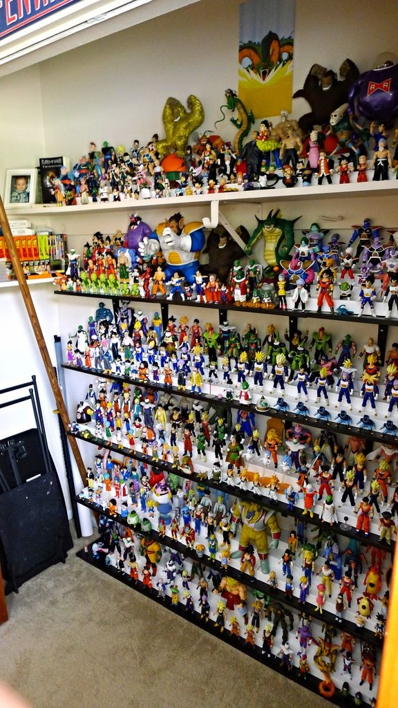 Adrenaline's Collection Project (50% Complete) w/PICS! | DragonBall Figures Toys Gashapons Collectibles Forum Dragon Ball Figures DB DBZ DBGT http://amzn.to/2rVRWSM