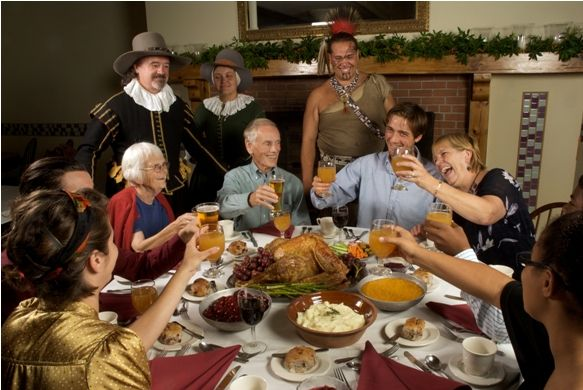 In order to celebrate thanksgiving and actually give thanks we need to know the history of thanksgiving. Here's the complete thanksgiving history, every child should know this.