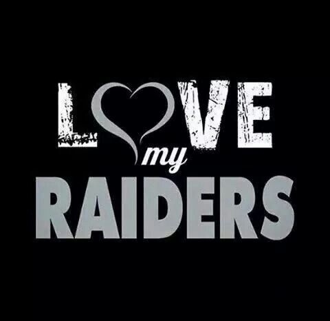 Love my Raiders