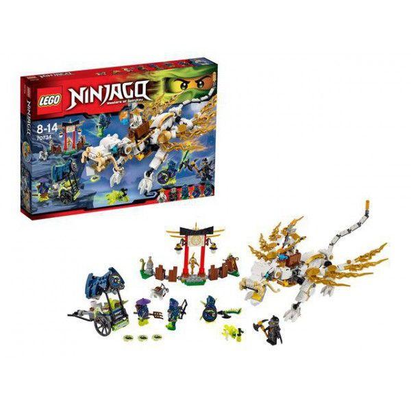 70734 Lego Ninjago Draak Van Meester Wu