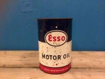 Esso olieblik ongeopend - ETALAGE 71