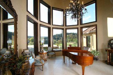 Bellagio Estates of Steiner Ranch on Lake Austin, Austin Texas traditional living room