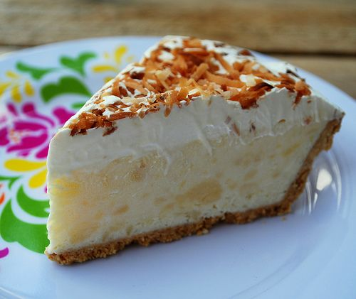 Frozen Pina Colada Pie | Tasty Kitchen: A Happy Recipe Community!