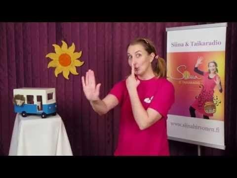Siinan Taikastudio - Bussilaulu - leikki1 - YouTube