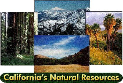 California's Natural Resources | School, History/Geography ...