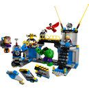Lego Super Heroes Hulk Lab Smash (76018)