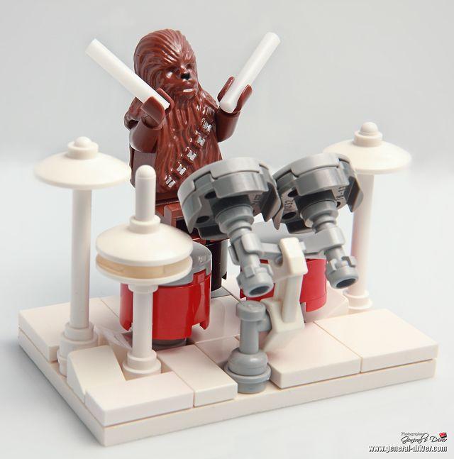 Chewbacca | LEGO Star Wars