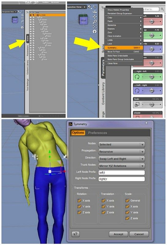How to make poses in Second Life, part 2 / mirror in 2019 | Second