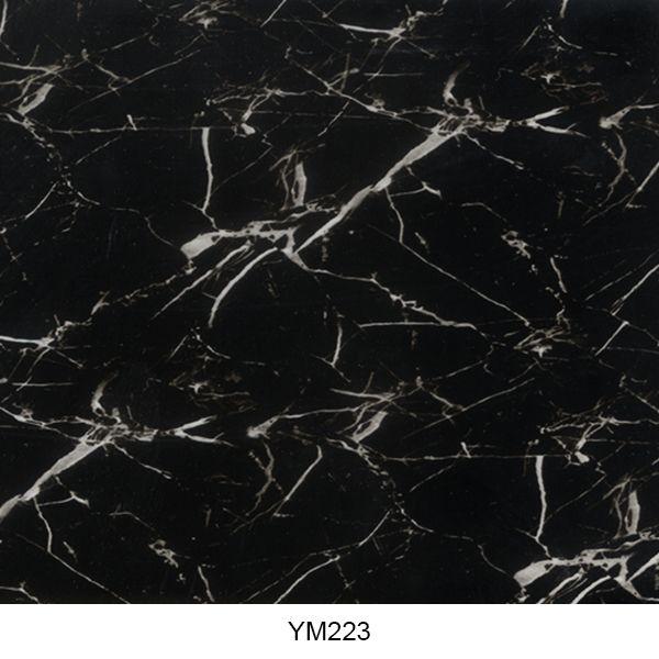 Water transfer printing film marble pattern YM223