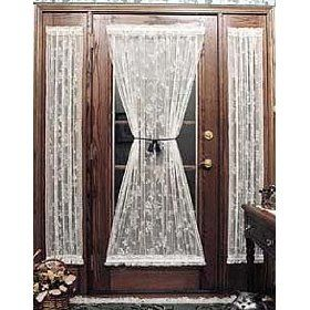 Victorian Window Shades   French Door Window Treatments   Curtains And  Blinds   French Door .