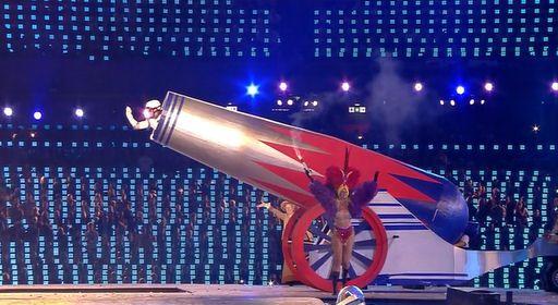 2012 Olympic Games Closing Ceremony in London Illuminati Occult ...