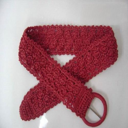 crochet belt - Google Search