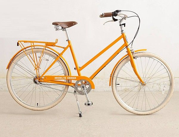 Willow Cruiser by Brooklyn Bicycle Co.