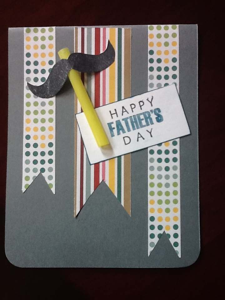 happy father's day card making