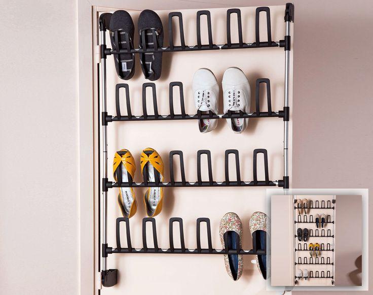 Range-chaussures de porte