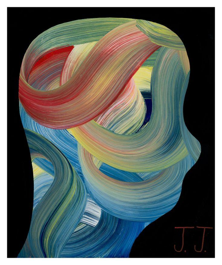 Juxtapoz Magazine - Josh Jefferson: The Right Strokes Make the Right Folks