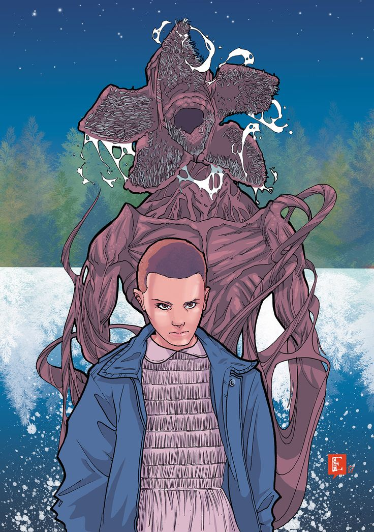 Stranger Things' piece