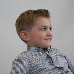 the best little boy haircuts of 2014 | Advanced Barber Training Class at Ricci's Academy of Cosmetology