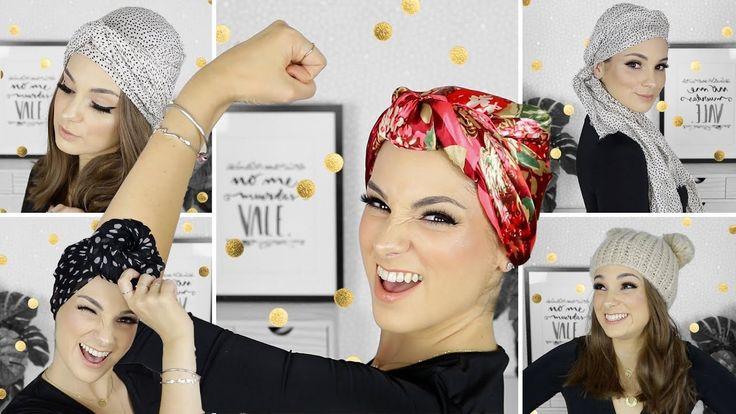 5 Turbantes con estilazo contra el cáncer   Día mundial contra el Cancer de Mama  Lyfe y Rosy    #FuertesBonicas #tuluchaesmilucha @heyratolina