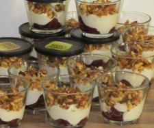 Rezept Kirschtraum von Den-Si - Rezept der Kategorie Desserts