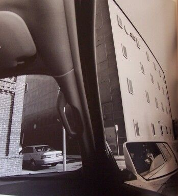 The Compass Rose: Lee Friedlander's America By Car More