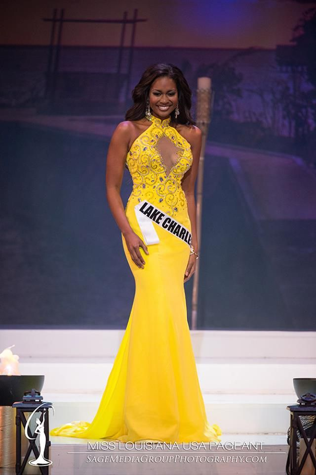 Miss Louisiana USA 2016 Evening Gown: HIT or MISS   http://thepageantplanet.com/miss-louisiana-usa-2016-evening-gown/
